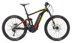 Bike Hire - Giant Full-E+ Dual Suspension Electric MTB (Medium) - Per Day