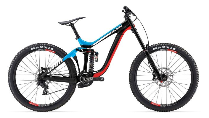 Bike Hire - GIANT GLORY DH MTB - (Large) - Per Day