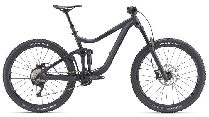 Bike Hire - Giant Reign Dual Suspension MTB - (Medium) - Per Day
