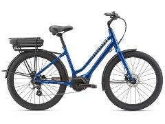 Bike Hire - Electric Hybrid with Low Step-Thru Frame - Per Day