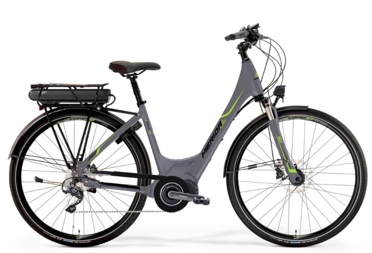 Bike Hire - Electric Womens Low Step-Thru Frame Hybrid - Per Day