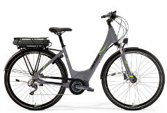 Bike Hire - Electric Womens Low Step-Thru Frame Hybrid - Per Day