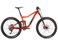 Bike Hire - Giant Trance 2 Dual Suspension MTB - (Small) - Per Day