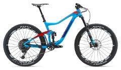 Bike Hire - Giant Trance ADV 1 Dual Suspension MTB - (Large) - Per Day