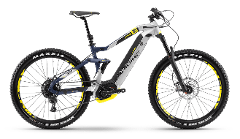 Bike Hire - HaiBike X-DURO ALLMTN 7.0 Dual Suspension Electric MTB (MED) - Per Day