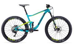 Bike Hire - Giant Anthem SX Dual Suspension MTB - (Large) - Per Day