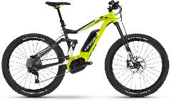 Bike Hire - HaiBike ALL MOUNTAIN RC Dual Suspension Electric MTB (Large) - Per Day
