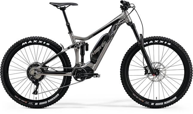 Bike Hire - Merida E-160 Dual Suspension Electric MTB (LARGE) - Per Day