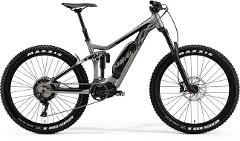 Bike Hire - Merida E-160 Dual Suspension Electric MTB (MED) - Per Day