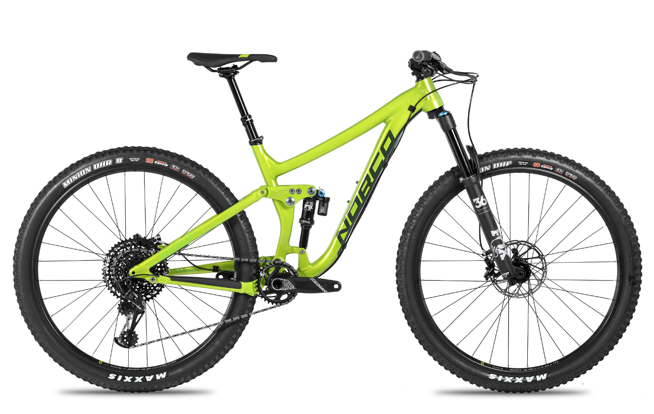 "Bike Hire - Norco Sight 29"" Dual Suspension MTB - (Large) - Per Day"