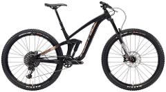 Bike Hire - Kona Process 153 Dual Suspension MTB - (Medium) - Per Day