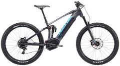 Bike Hire Kona Remote Control Dual Suspension Electric MTB (Large) - Per Day