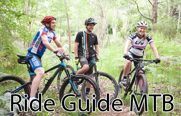 Ride Guide - MTB (Min 4 Hours @ $60 per hour) (+ Option to Add a Shuttle Guide to Silvan)