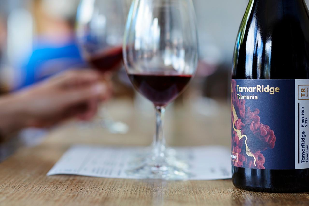 Seated Wine Tasting