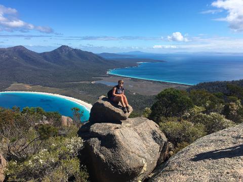 3 Day – North East Tasmania – Bay of Fires and Freycinet Peninsula Tasmania Australia