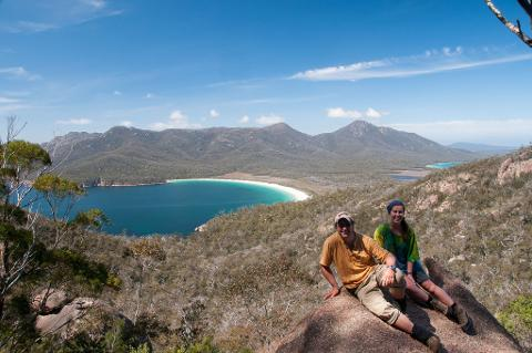 3 Day – North East Tasmania – Bay of Fires and Freycinet Peninsula Tasmania Australia