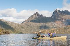 Cradle Mountain Camp Fire Experience
