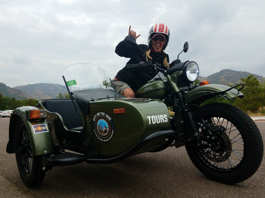 4 Hour North Mountain Exploration Sidecar Motorcycle Tour