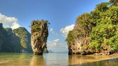 James Bond Island Day Tour by Big Boat
