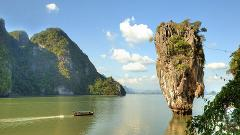 James Bond Island Day Tour by Speedboat