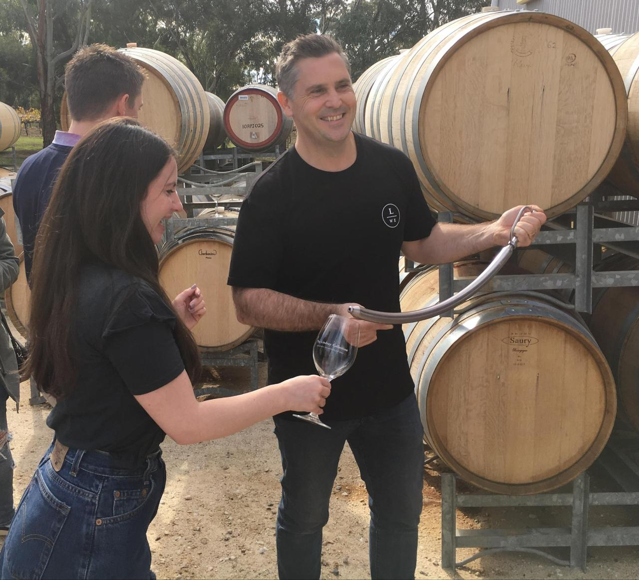 Taste the Barossa - Behind the Scenes Private Tour
