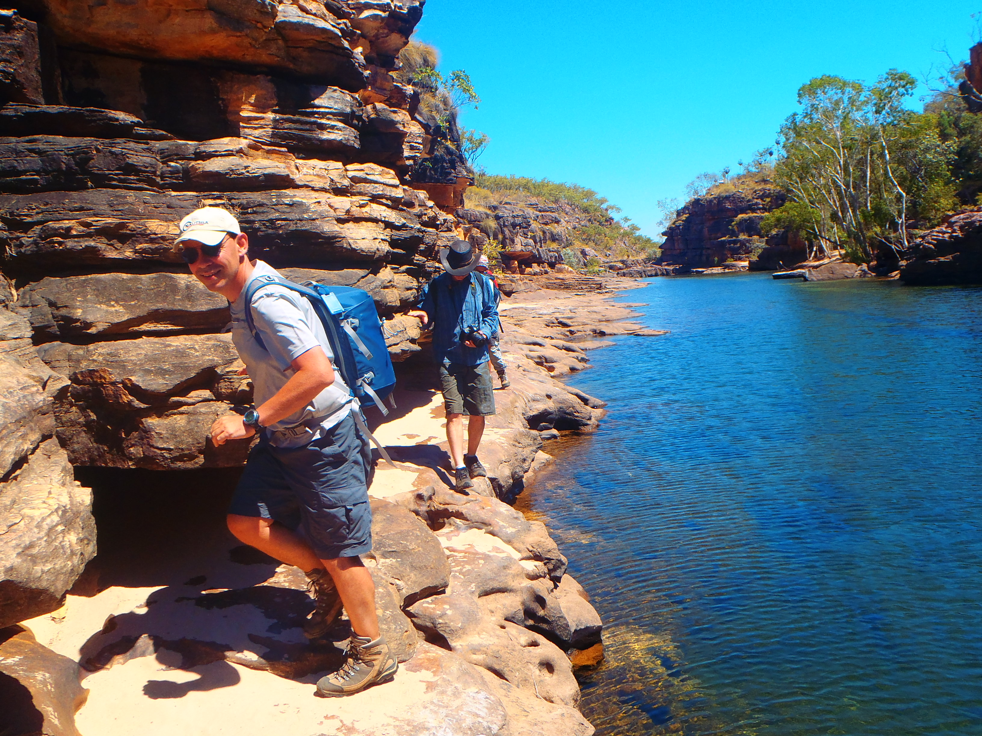 5 DAY 4WD KAKADU/ KOOLPIN SAFARI