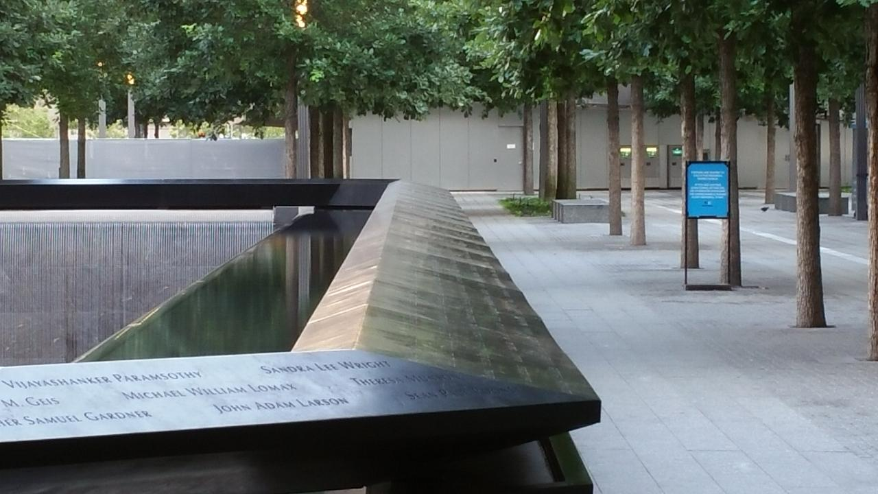 Private 9/11 Memorial and World Trade Center Area Guided Visit