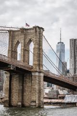 Small Group Brooklyn Bridge and City Hall