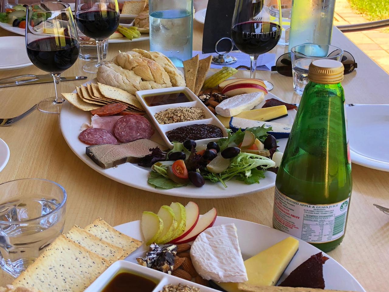 Cheese & Wine Trail - McLaren Vale Pick-up
