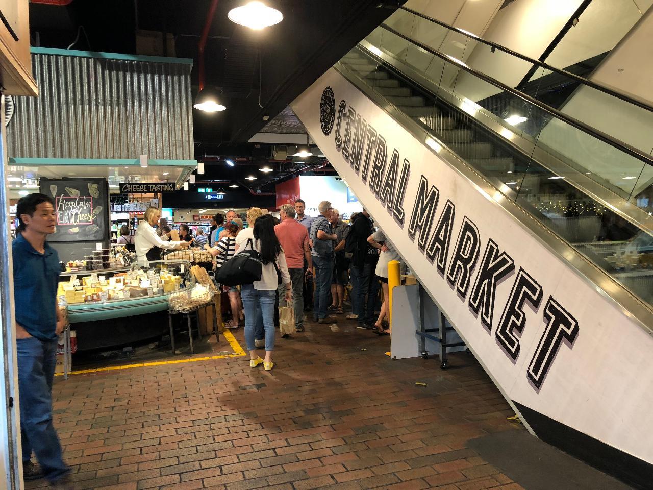 Market Breakfast Tour – Adelaide Central Market