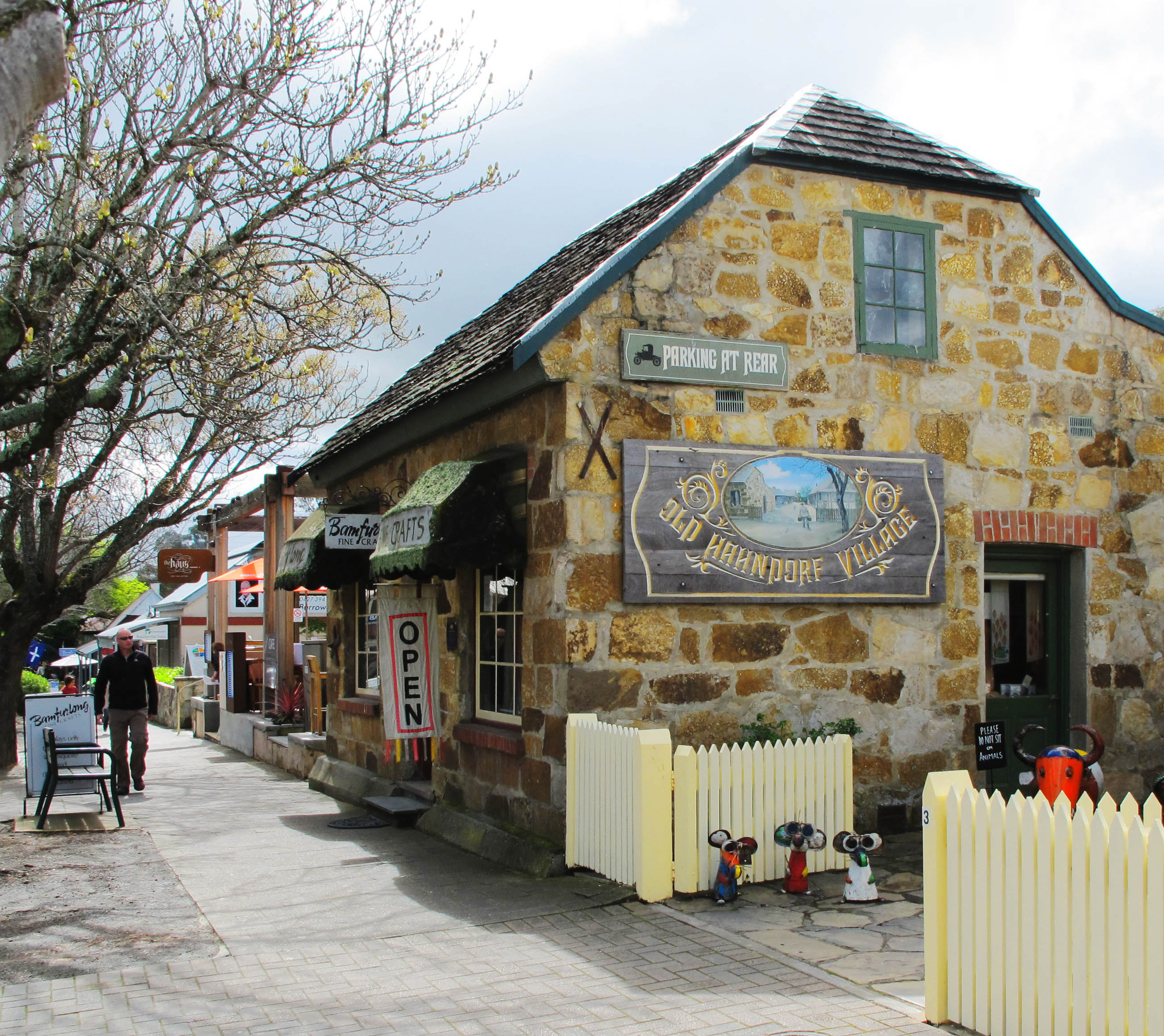 Adelaide Hills & Hahndorf Hideaway  - Small Group Tour for Cruise Ship Passengers Only
