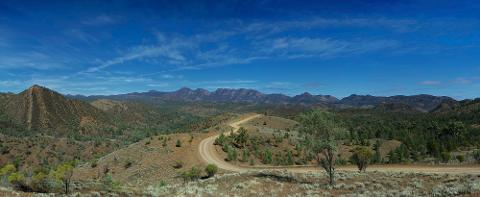 Photography Tour - Southern Flinders Rangers