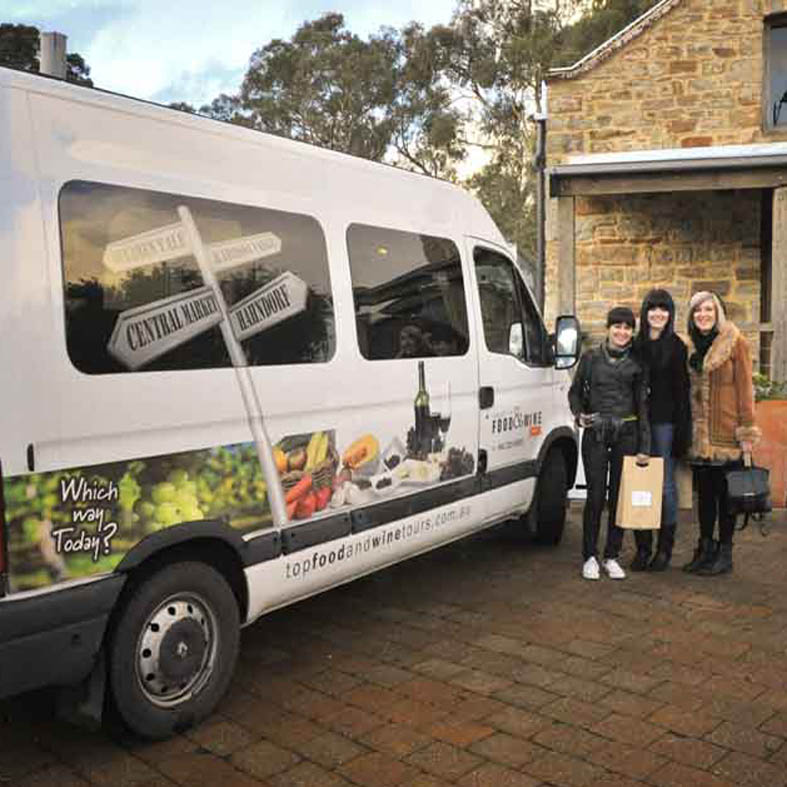 Barossa Valley - Small Group Tour for Cruise Ship Passengers