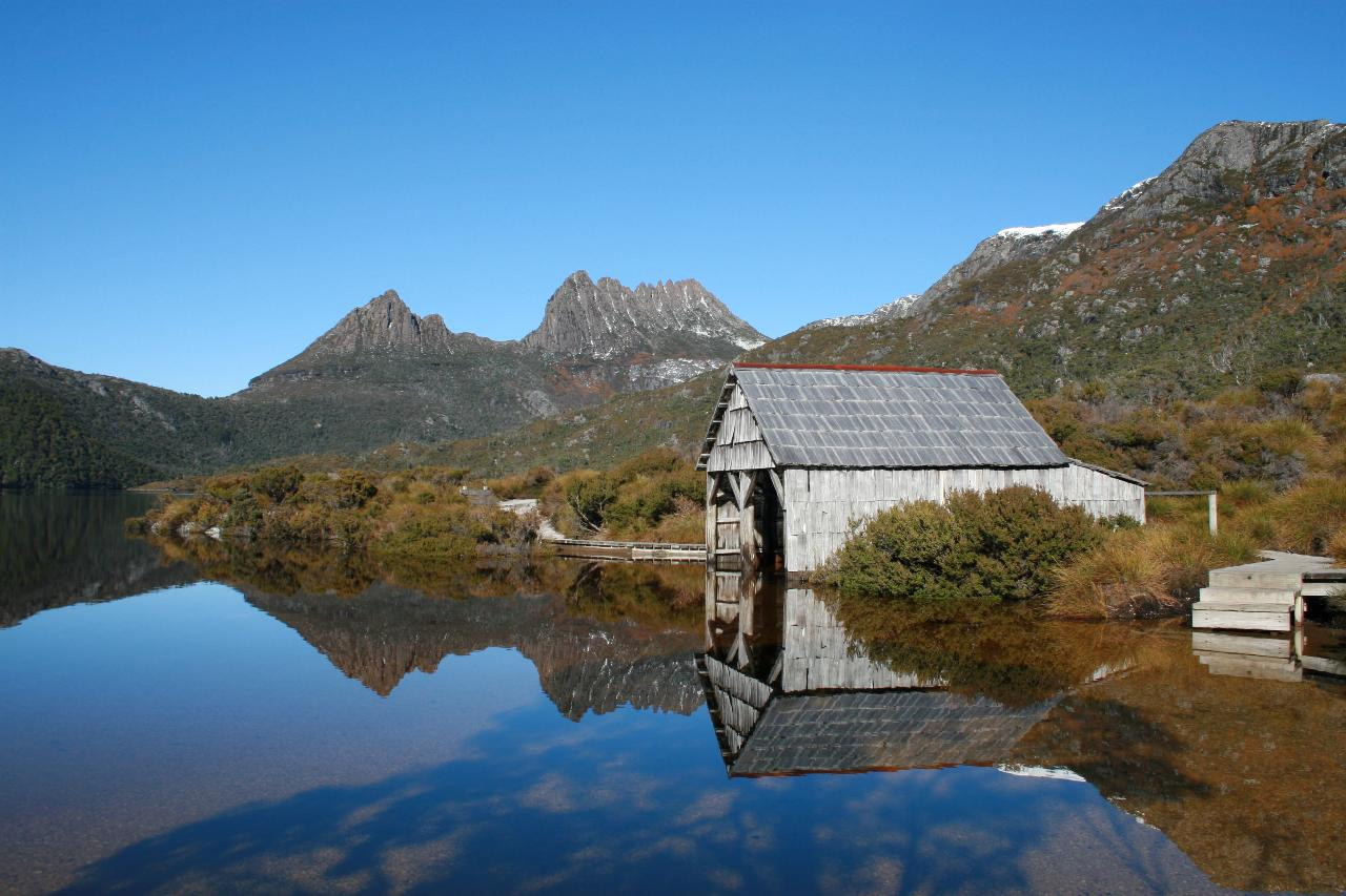 The BIG 3 Tasmania - Launceston to Hobart