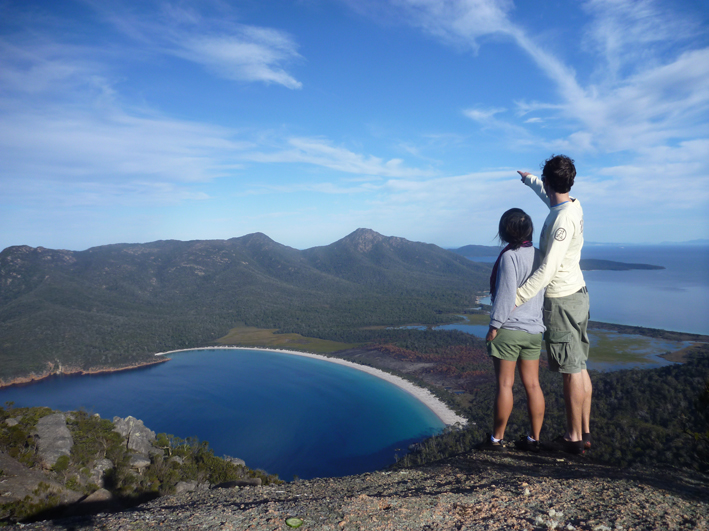 Wineglass Bay & Ross (Launceston)