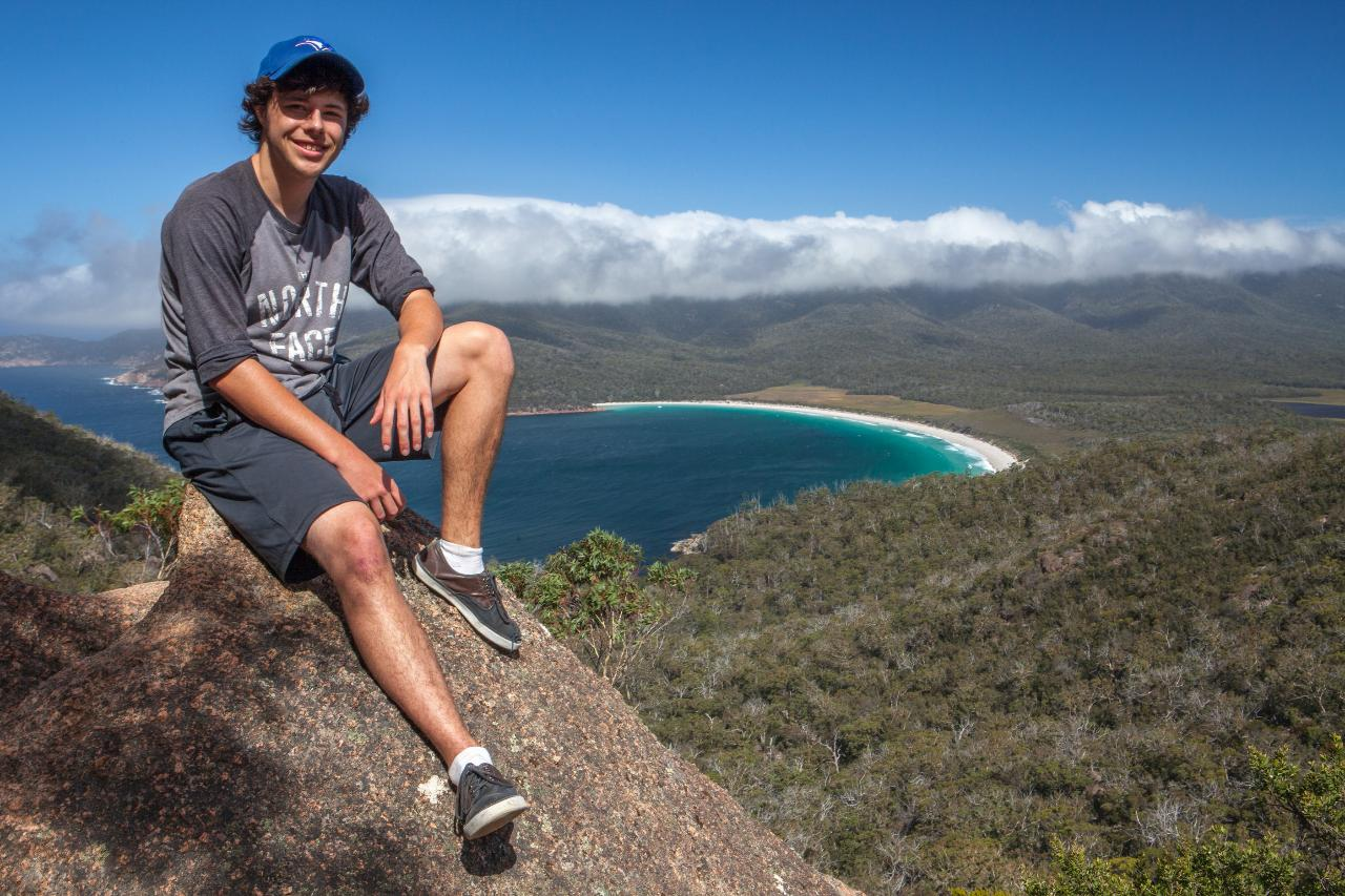 Wineglass Bay & Freycinet Day Tour (Hobart)