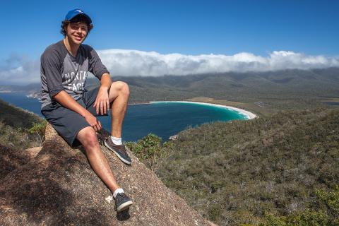 Wineglass Bay & Freycinet Day Tour (Hobart)
