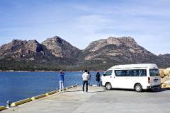 Hobart to Launceston via Wineglass Bay