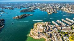 Aboriginal Cultural Cruise to Me-mel (Goat Island), Blak Markets at Barangaroo, Saturday 11th March 2017.