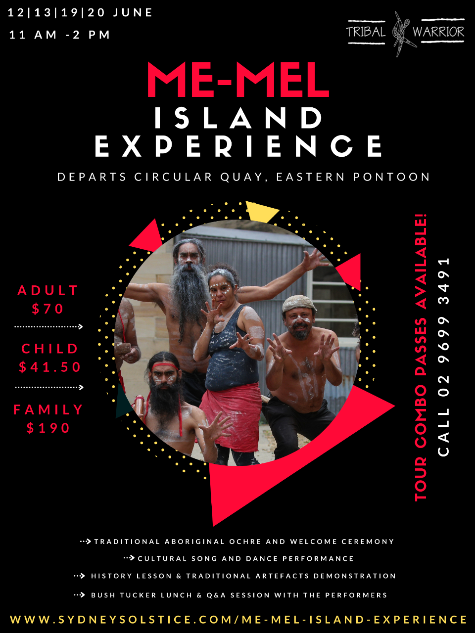 Me-Mel Island Experience