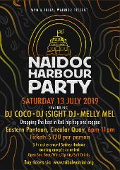 NAIDOC HARBOUR PARTY