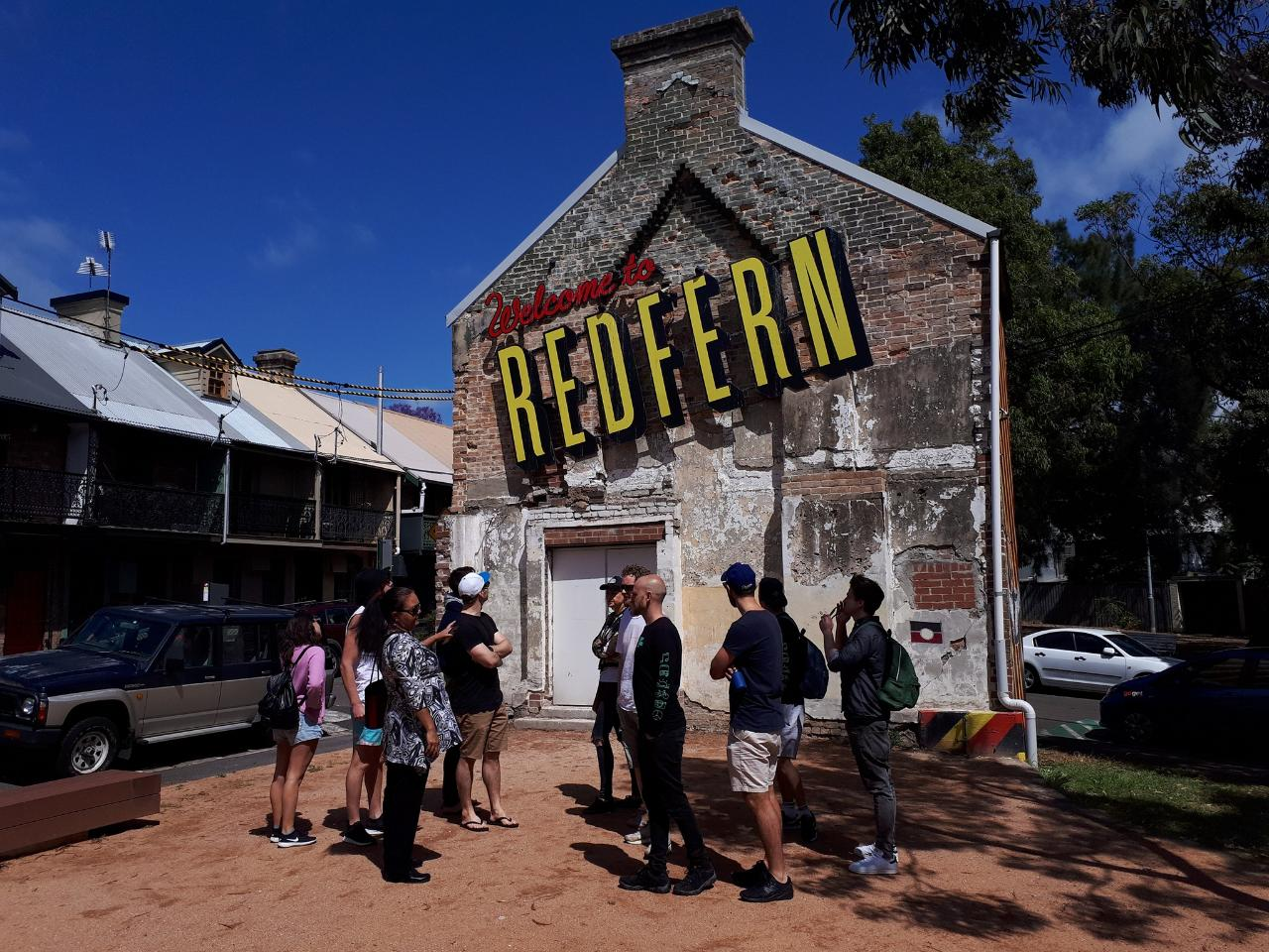 Redfern Walking Tour