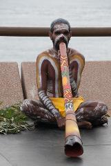 Didgeridoo Performance
