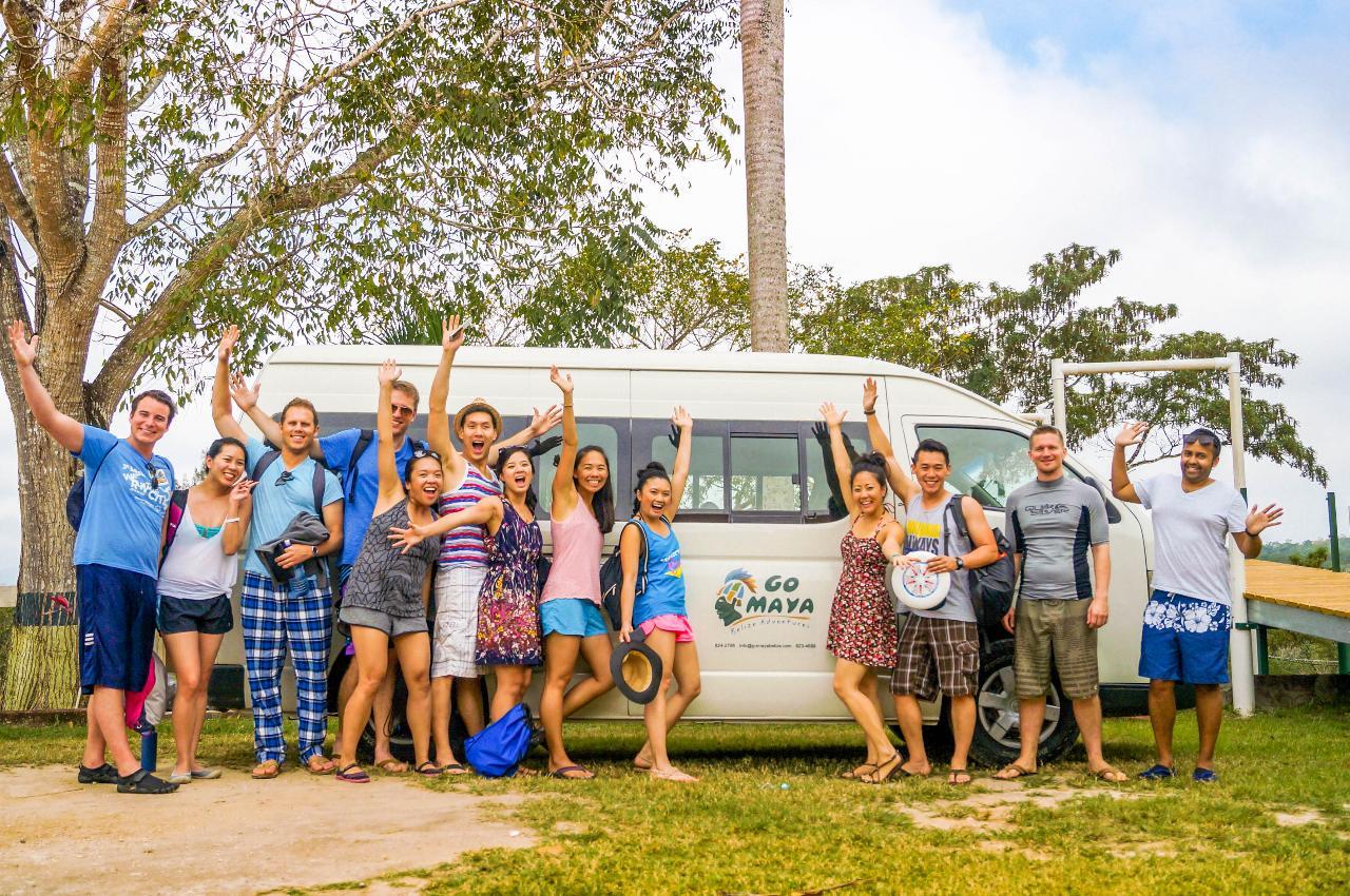 San Ignacio to Punta Gorda (Includes Wi-Fi, Beverages, & Snacks)