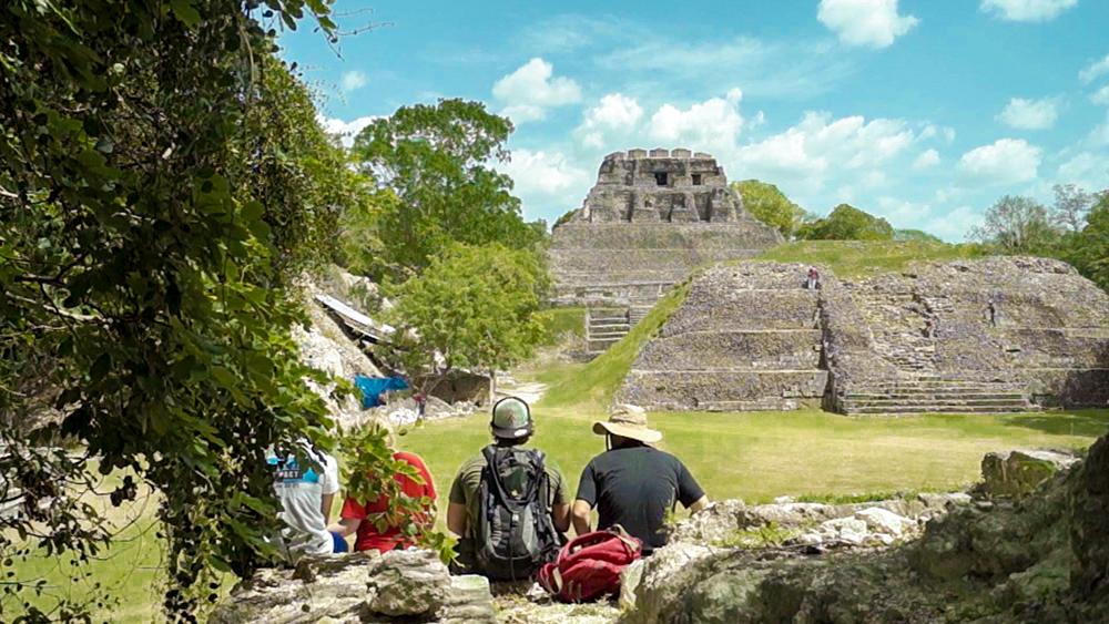 Xunantunich Maya Temples (7 - 9 pax)