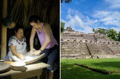 Caracol Temples w/ Mayan Culinary Experience (2 pax)