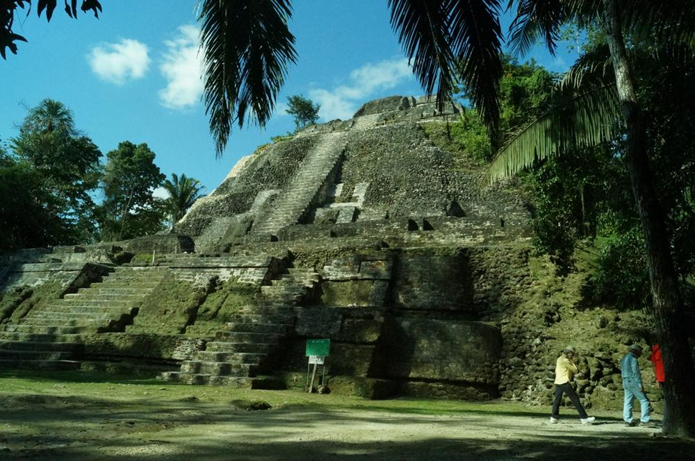 Lamanai Maya Temples (10 - 13 pax)