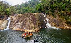 Jungle Pontoon Waterfall Adventure Tour (3 - 6 pax)