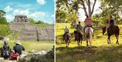 Xunantunich on Horseback Combo (10 to 13 pax)