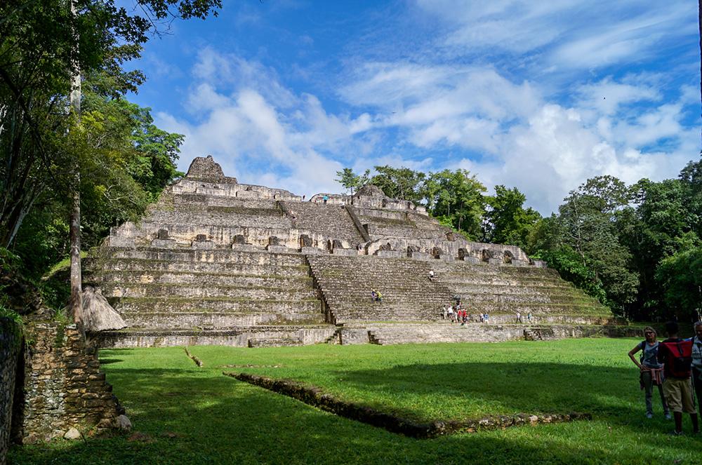 Caracol Temples w/ Rio Frio Cave & Big Rock Falls (7 - 9 pax)